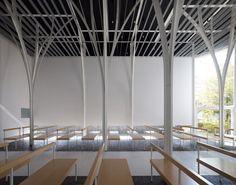 steel column architecture - Google Search