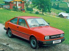 Skoda Garde - 1981