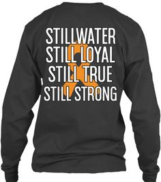 Stillwater Strong: proceeds go to Stillwater Medical Center to help the injured patients from homecoming