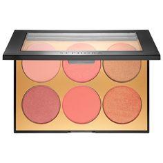 Shop SEPHORA COLLECTION's Contour Blush Palette at Sephora. This pressed powder blush palette contains six universally flattering shades.