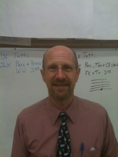 Monday's Teacher of the Day: Mark Johnsen from Sherman Oaks Center for Enriched Studies (SOCES) Mr. Johnsen is the band director for ...