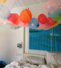 Decora y sorprende con globos