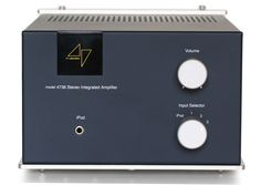 47 Labs Midnight Blue 4736 Integrated Amplifier