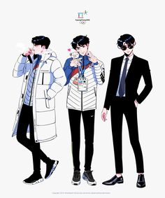 Find images and videos about cute, exo and sehun on We Heart It - the app to get lost in what you love. Exo Anime, Anime Guys, Exo Fan Art, Kpop Drawings, Boy Poses, Korean Art, Kpop Fanart, Boy Art, Anime Style
