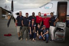 Mission Heart Jet Haiti 2017 - theheartfund thf the-heart-fund humanitaire