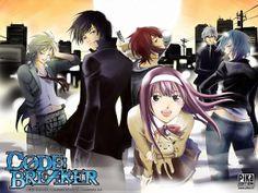 Unlimited Animes: Code Breaker