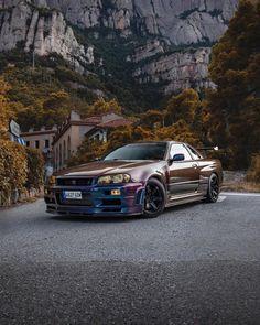 - GT-R – original cars , thing , i like , car tips , cars Nissan Gtr R34, R34 Gtr, 4x4 Trucks, Tuner Cars, Jdm Cars, Jdm Wallpaper, Street Racing Cars, Japanese Sports Cars, Nissan Gtr Skyline