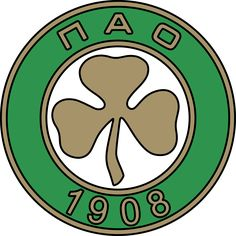 Panathinaikos Athens Sports Clubs, Badges, Celtic, Pride, Soccer, Faith, Football, Logos, Green