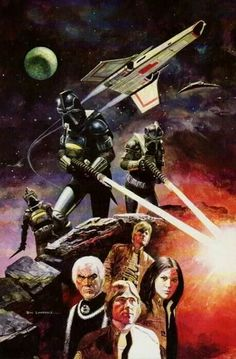 Battlestar Galactica 1978 Don Lawrence