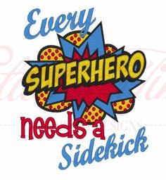 Big Brother Every Superhero needs a by Birthdayshirtsanmore