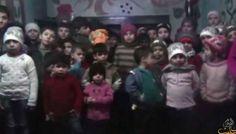 """Yatim Aleppo kepada dunia: Kami mohon tolonglah kami  ALEPPO (Arrahmah.com) - Mereka berdiri berdampingan dengan mata lebar dan wajah pucat. Berkumpul mengenakan topi wol dan syal agar tetap hangat anak-anak yatim dari Aleppo merekam permohonan memilukan untuk meminta bantuan.  """"Hari ini mungkin menjadi hari terakhir kali Anda melihat saya dan mendengar suara saya. Ini adalah pesan saya untuk lembaga hak asasi manusia dan hak anak-anak kami mohon bantulah kami keluar dari Aleppo"""" ujar…"""