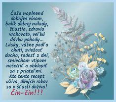 narodeninové priania – pre potešenie duše Viria, Lettering, Happy Birthday, Drinks, Flowers, Blog, Facebook, Happy Brithday, Drinking