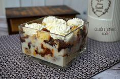 Gluténmentes somlói galuska | Gluténmentes élet Tiramisu, Pudding, Ethnic Recipes, Food, Custard Pudding, Puddings, Meals, Yemek, Eten
