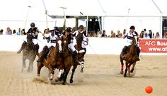 polo fields/matches