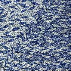 Nona Woven Wraps - Imagine Blue Ice - 100% cotton, 278gms - release April 21, 2016