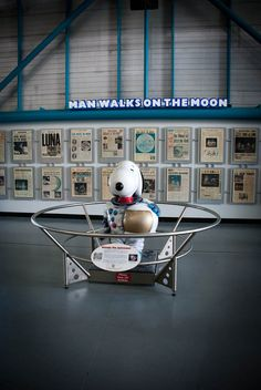 """The Silver Snoopy award is a special honor awarded to NASA employees and contractors for outstanding achievements related to human flight safety or mission success. The award certificate states that it is """"In Appreciation"""" """"For professionalism, dedication and outstanding support that greatly enhanced space flight safety and mission success."""" The award depicts Snoopy, a character from the Peanuts comic strip created by Charles M. Schulz…"""