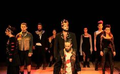 Peças do Projeto Ademar Guerra no Festival de Teatro de Curitiba - Página Cultural