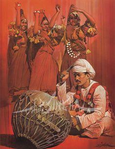 J. P. Singhal - Nagada beats