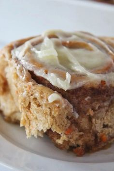 Carrot Cake Mix Cinnamon Rolls | Breads | Practically Homemade Cake Mix Recipes, Dog Food Recipes, Dessert Recipes, Desserts, Dessert Blog, Bread Proofer, Sweet Roll Recipe, Easy Carrot Cake, Baked Rolls