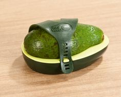 Make your avocados last longer. Invest in an Avo Saver $7.95. Available at Howards Storage World