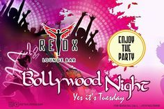 Dance to upbeat Bollywood music  @retoxloungebar 7pm onwards . . . . . . Check us out on Facebook and Instagram more updates: https://ift.tt/2AzgnNX https://ift.tt/2iXbc0c  Also follow our new venture. @merakimangalore @merakimangalore @merakimangalore @merakimangalore  @merakimangalore @merakimangalore . . . . #RetoxLoungeBar #RetoxMangalore #Retox #Mangalore #BollywoodNight #Tuesday #TuesdayNight #TuesdaySpecial #PartyPlaces #PartyInmangalore #LoungeBar #bar #Party #Parties #Food #Dance…