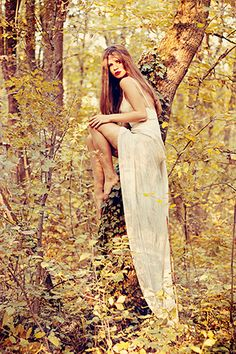 Forest fairy inspired photoshoot / © andreeaiancu.com