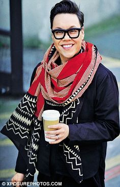 Gok's philosophy? Look after your passion and love will look after itself