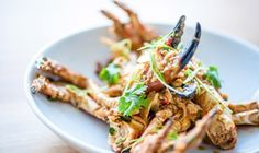 Welcome to Rick Stein. Share our passion for seafood in our restaurants, hotel rooms, shops and cookery school in Cornwall, London and the South West Chilli Crab Recipe, Fun Cooking, Cooking Recipes, Rick Stein, Home Meals, Smeg, Famous Recipe, Crab Recipes, Cookery Books