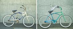 How to paint a bike.  Got link for detailed article on how to DIY.  krylon_bike_beforeafter.jpg