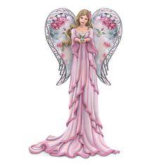 Lena Liu Angel Of Fluttering Renewal Figurine
