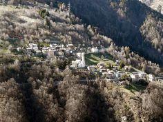Pedesina in provincia di Sondrio in Lombardia