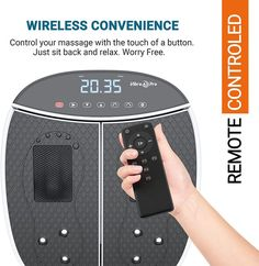"""""""Features Highlight"""" Vibra Pro Slim M1 Vibrating Foot and Leg Massager with Acupressure Heads. Used for Back, Abs, Thighs, Calves, and Feet. Soothes and Rejuvenates While Strengthening Legs. #ExerciseandFitness #VibrationPlatformMachines #VibraProSlimM1VibratingFootandLegMassager #VibraProSlimM1 #VibraPro #SlimM1 Exercise Machine, Workout Machines, Sit Back And Relax, Acupressure, Highlight, Calves, Massage, Thighs, Abs"""