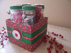 AliLily - Christmas in July Guest Veronica with Life In The Thrifty Lane