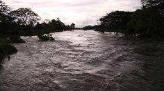 Tipitapa River, Nicaragua    Nicaraguan Civil Defense Tipitapa, Nicaragua, October 16, 2011. Photo taken by Juan Carlos Berrios. Permission is granted for use.