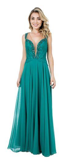 Se você é madrinha ou formanda e tem a missão de encontrar vestido de festa verde tenho uma boa notícia para você: praticamente todas as ...