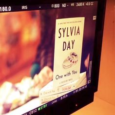 Shooting the commercial. Watch the video on Crossfire Series, Sylvia Day, Cuddle, Are You The One, Good Books, Commercial, Watch, Reading, Youtube