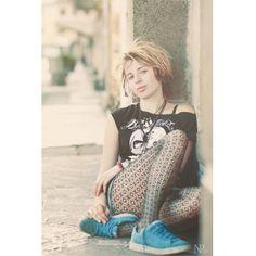 Model : Vitam Vevire   Photographer : Nikita Prisilia
