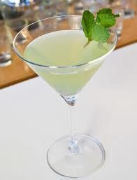 Jennifer's Lemon Basil Martini 6 fresh basil leaves 1-2 Tablespoons agave nectar 1 Tablespoon lemon juice 1 ounce vodka  Pour the lemon juice and agave nectar on top of the basil leaves at the bottom of a cocktail shaker. If you have a muddler, use it to mix the ingredients and slightly grind the basil leaves. If you don't have a muddler, gently use a metal spoon. Add ice and vodka to shaker then shake and pour into a martini glass. If you want a cheap vodka that still tastes good try either…