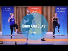 25 minute home cardio and resistance workout - no equipment needed! - YouTube