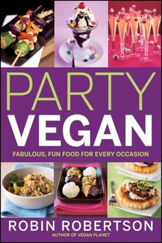 The first and only vegan celebration cookbook on the market It's one thing to cook vegan for yourself, but what about hosting parties and holiday get-togethers for friends and family? Party Vegan has