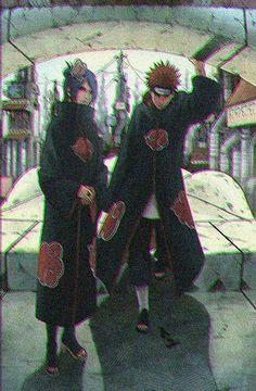 Pain x Konan Naruto E Hinata, Pain Naruto, Naruto Comic, Boruto, Konan, Ecchi, Naruto Wallpaper, Naruto Characters, Cute Anime Character