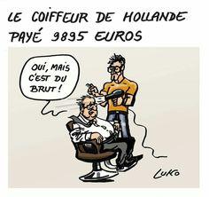 Luko (2016-06-13) France: coiffeur de François Hollande