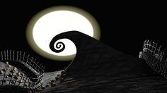Nightmare Before Christmas Curly Hill by TravisGatlin on deviantART