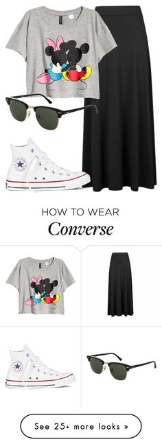 """jade insp"" by littlemixmakeup on Polyvore featuring Ally Fashion, H&M, Converse and Topshop"