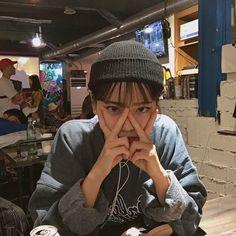 Korean Aesthetic, Aesthetic Girl, Cute Korean Girl, Asian Girl, Girls In Love, Cute Girls, Mode Ulzzang, Girl Korea, Uzzlang Girl
