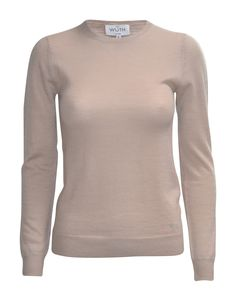 SS Classic Pullover - Powder