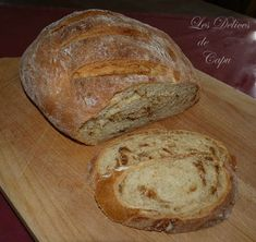 Pain aux spéculoos2 Pain, Bread, Food, Brot, Essen, Baking, Meals, Breads, Buns