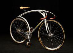 cherubim hummingbird bicycle pays homage to the streamlined era