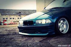 """stancedLodz :: Zobacz temat - BMW e36 320i coupe """"żaba"""""""