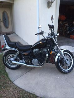 1983 Honda shadow 750
